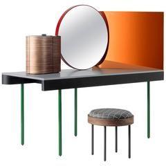 Chandlo Dressing Table Set Designed by Doshi Levien for BD Barcelona
