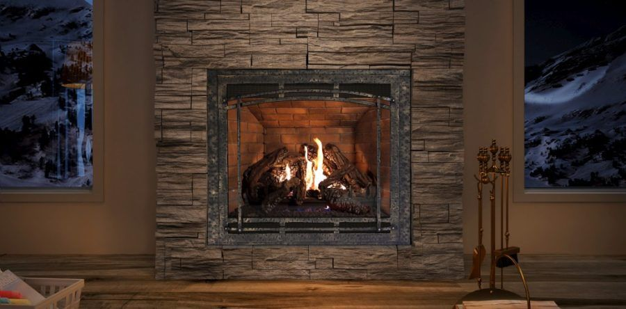 top 9 benefits of installing a zero clearance fireplace we love rh pinterest com