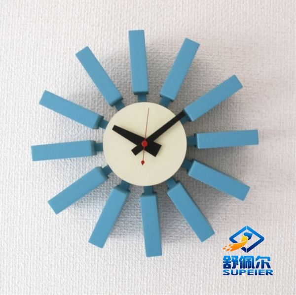 Aliexpress.com : Buy Wall clock wall clock square clock fashion wall clock from Reliable fashion wall clock suppliers on SUPEIER FURNITURE MANUFACTURER. | Alibaba Group