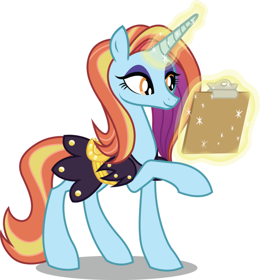 Sassy Saddles Working by koolfrood My little pony
