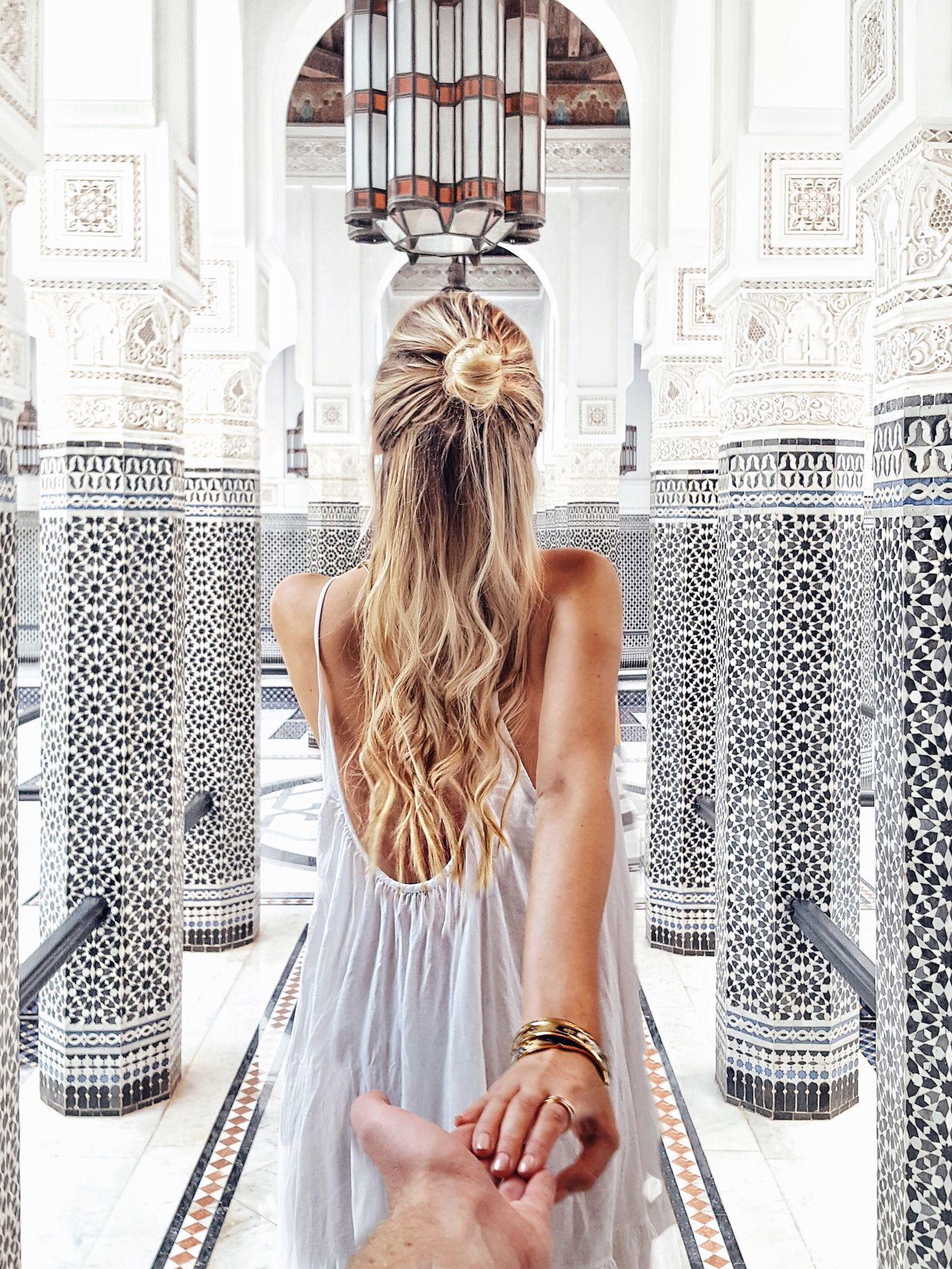 Marrakech travelguide - leonie hanne – haute coutu