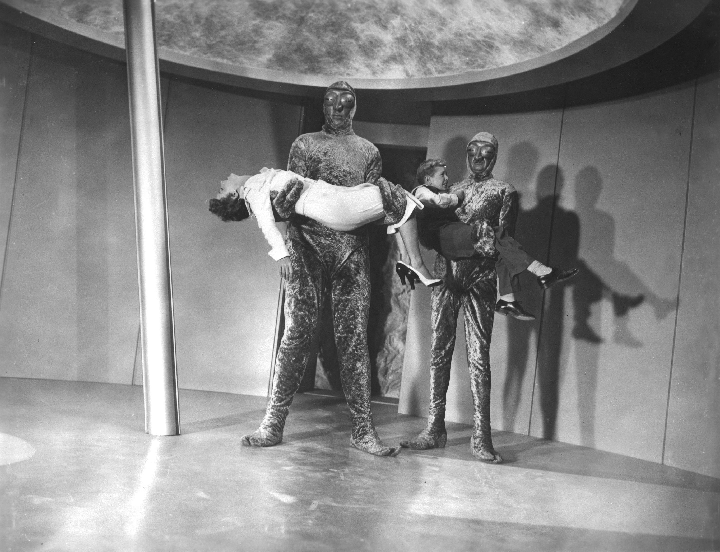 Helena Carter in Invaders from Mars (1953) | The Monster ...