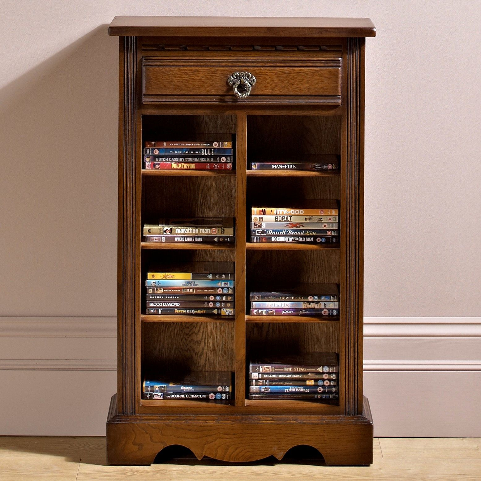 DVD Storage Ideas to make your room