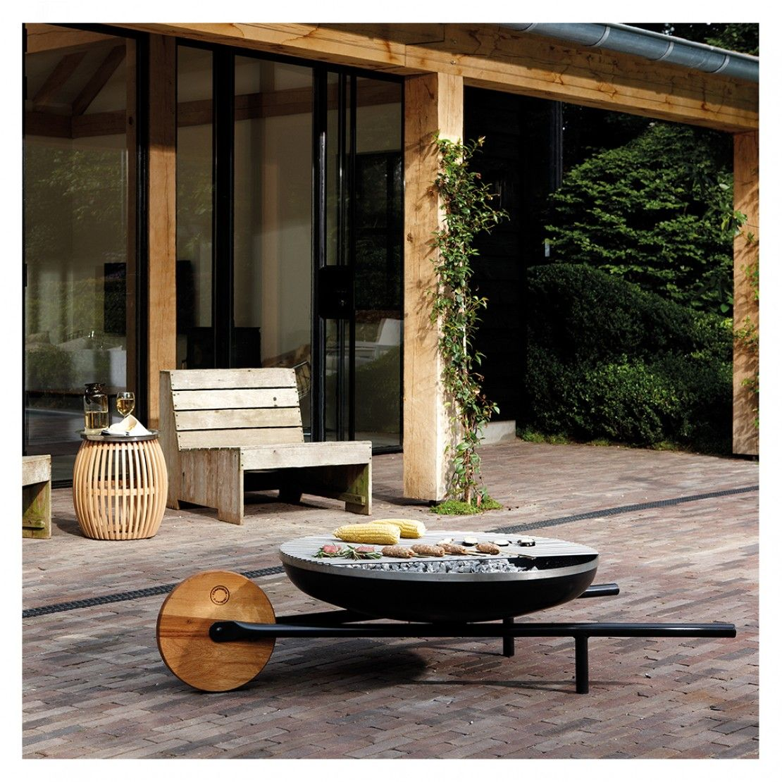 barrow bbq fire pit from conran garden in 2019 fire bowls rh pinterest com