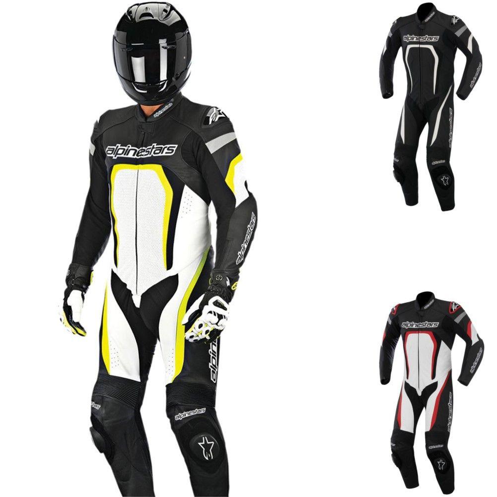 Alpinestars Motegi One Piece Leather Motorcycle Suit Motorcycle Race Suit Motorcycle Suit Motorcycle