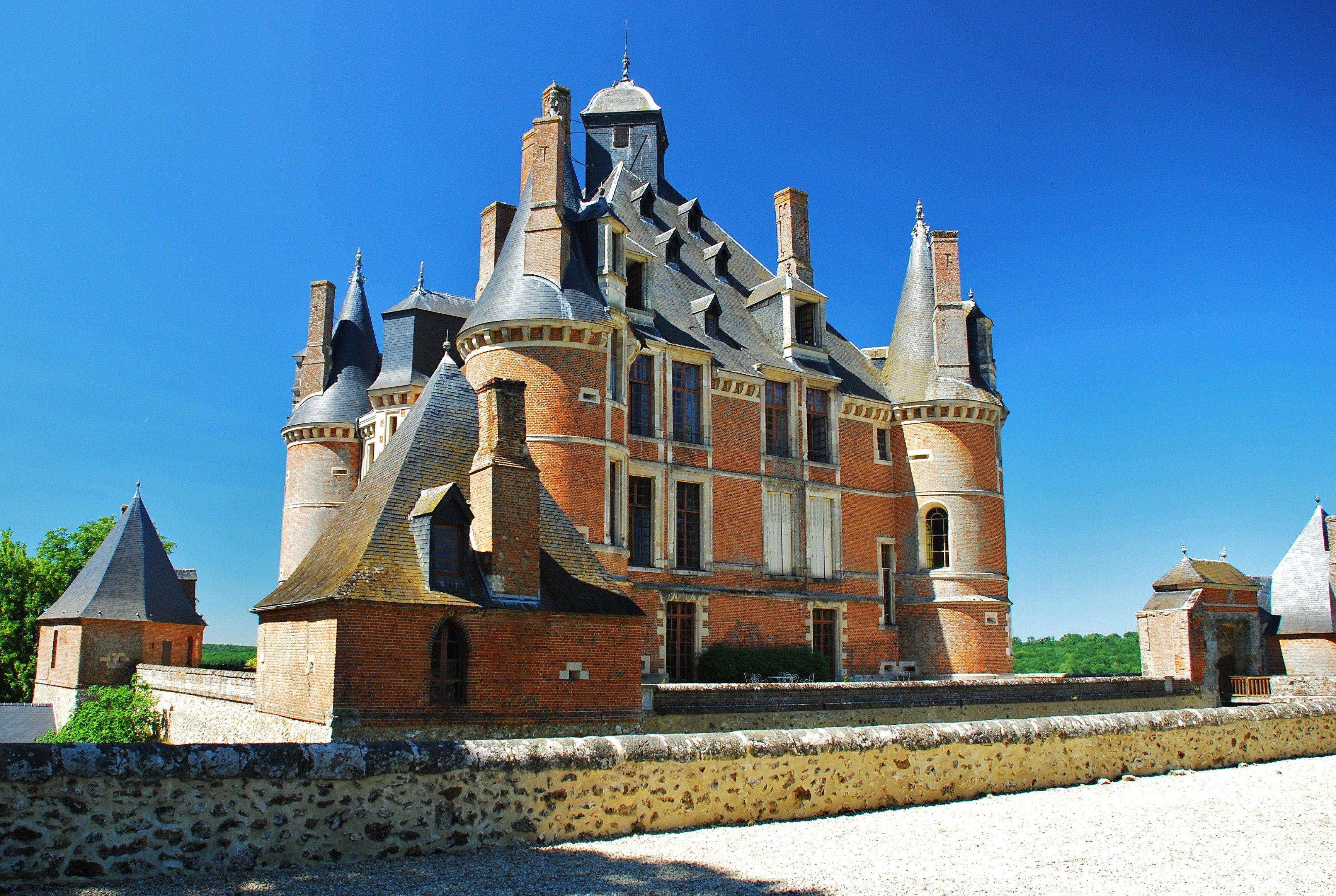Château de Montmort-Lucy , Francia