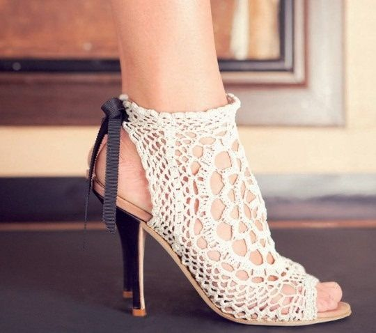 Ladies shoes crochet shoes 3807 |2013 Fashion High Heels|