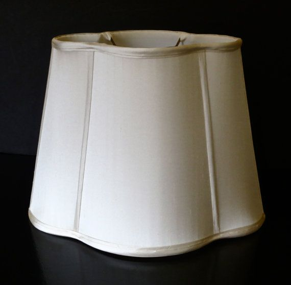 French Oval Lampshade By Lampshadesetc On Etsy