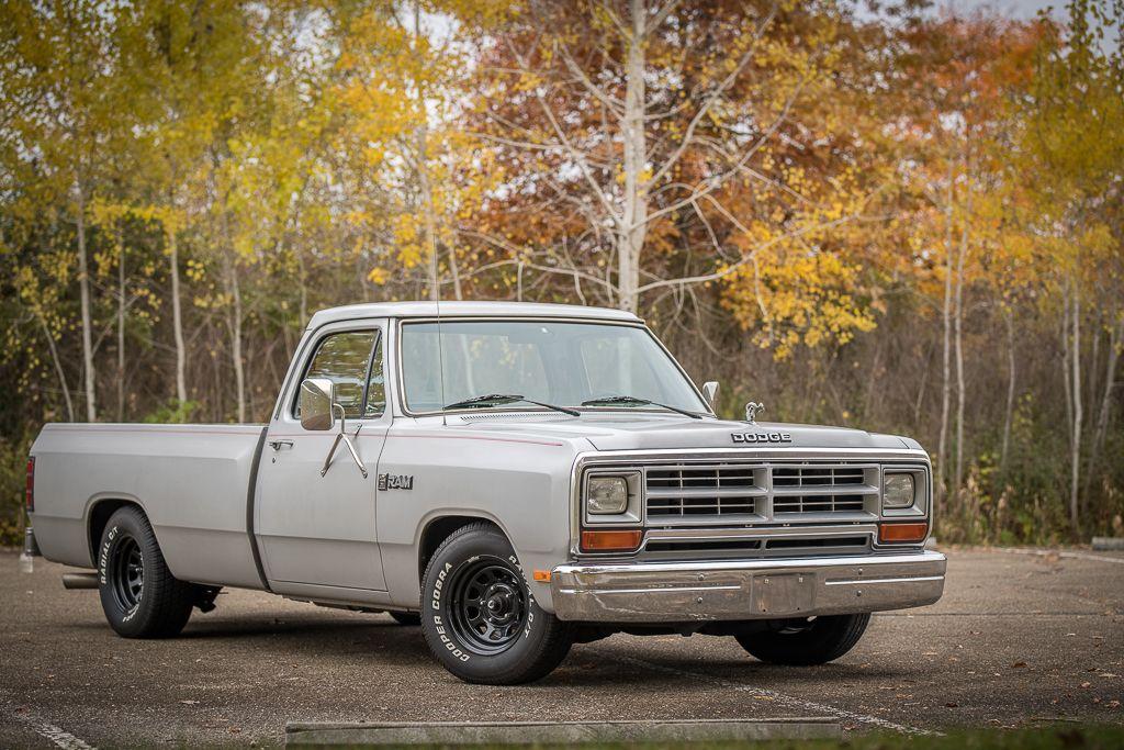 Bat Auction Success Story 2500 Miles Home In A 1986 Dodge D150