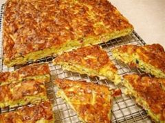 Zucchini Slice Recipe In 2018 Healthy Toddler Foods Pinterest