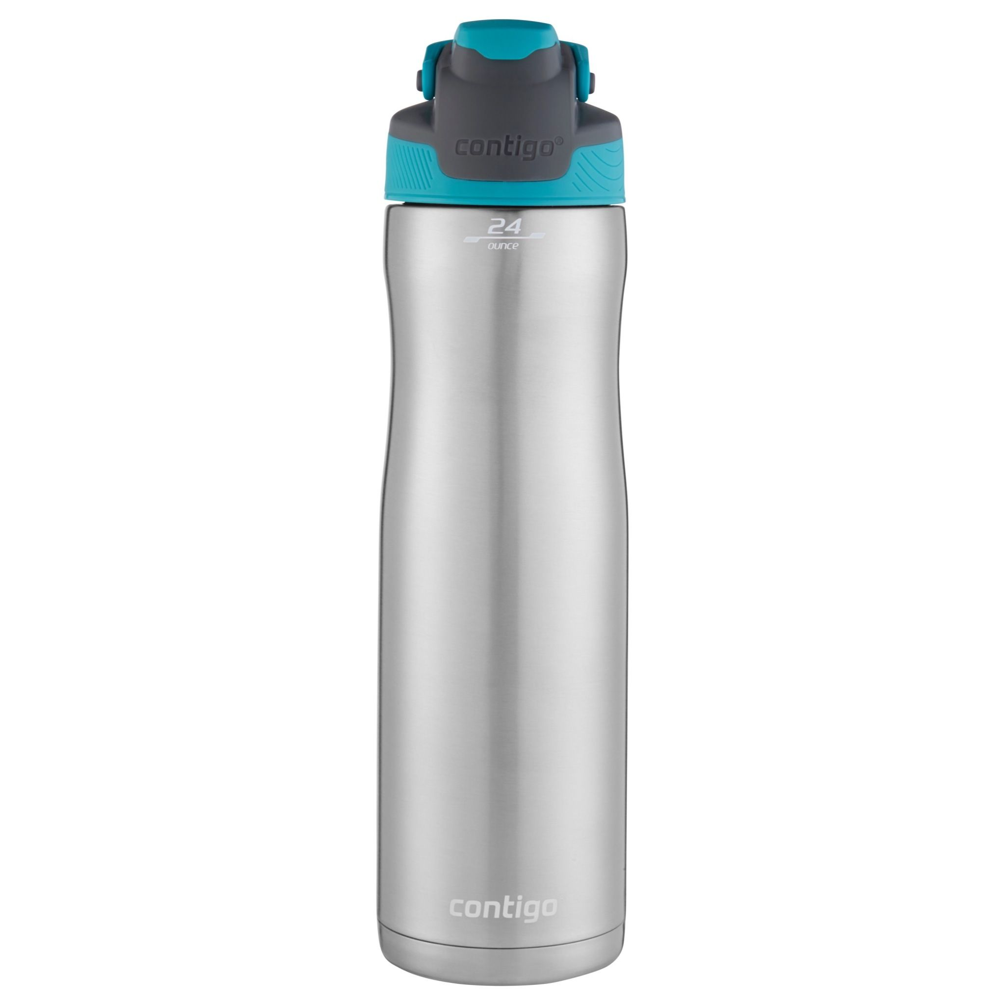 Contigo 24 Oz Autoseal Chill Stainless Steel Water Bottle Scuba Walmart Com In 2020 Hydration Bottle Water Bottle Bottle
