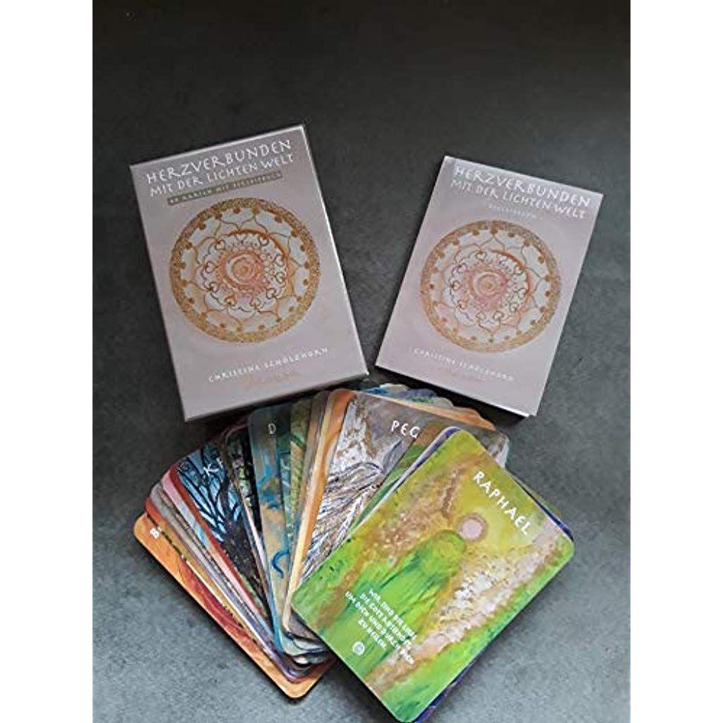 beste Qualität herausragende Eigenschaften vollständige Palette von Spezifikationen Kartenset: Herzverbunden mit der lichten Welt #Handmade ...
