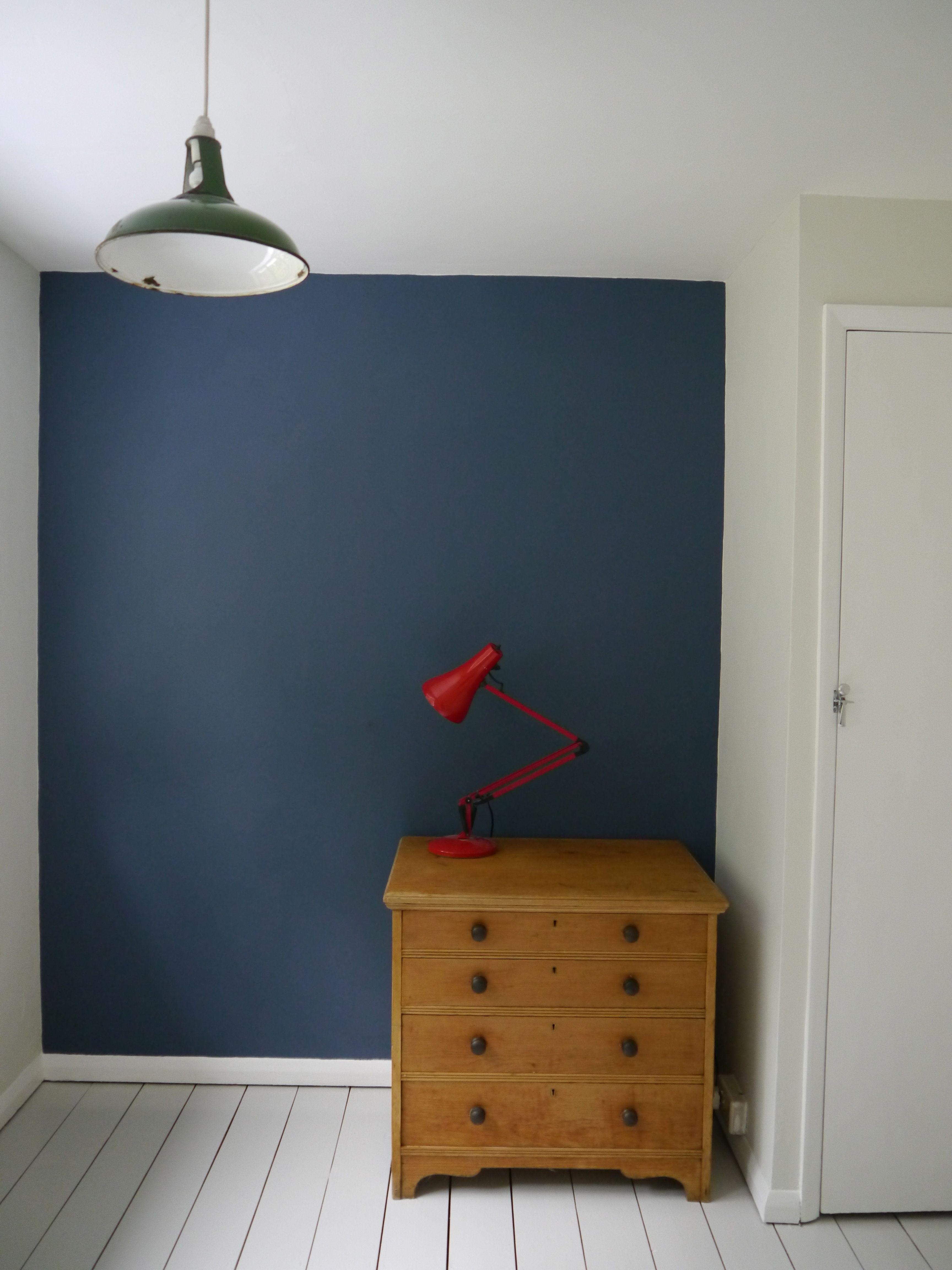 Best Stiffkey Blue Strong White Walls Cornforth White Floor 400 x 300