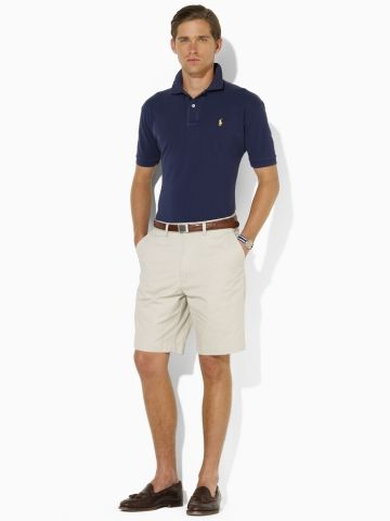 5510d18a5 Polo Ralph Lauren Prospect Classic Chino Short (Stone)