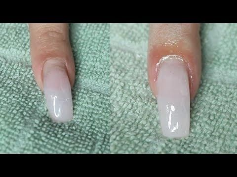 How To Fill Nails With Dip Powder Dipped Nails Revel Nail Dip Powder Dip Powder Nails