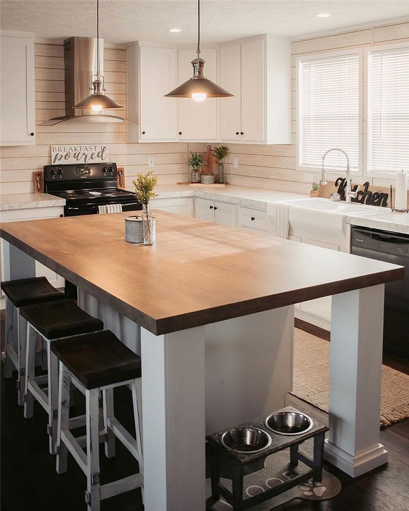 45 Best Kitchen Decor Ideas And Designs In 2020 Cool Kitchens