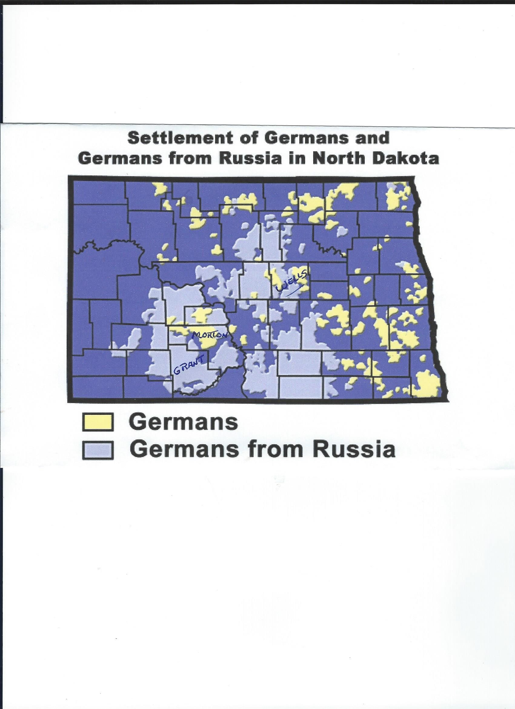 Germans From Russia 1898 Maternal Ggrandparents Settled In Morton County 1907 Maternal Grandparents Settled In Grant Coun North Dakota Grant County German