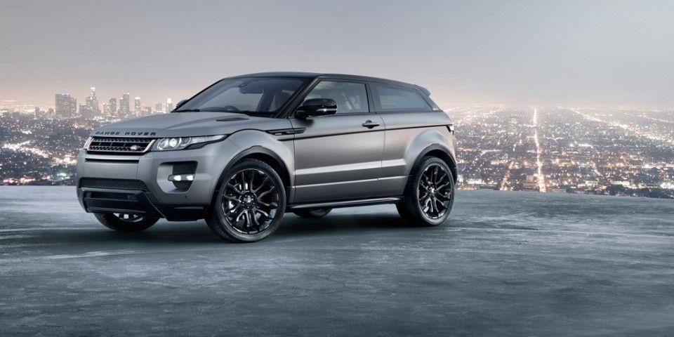 Land Rover Taps Victoria Beckham to Create Bespoke Evoque