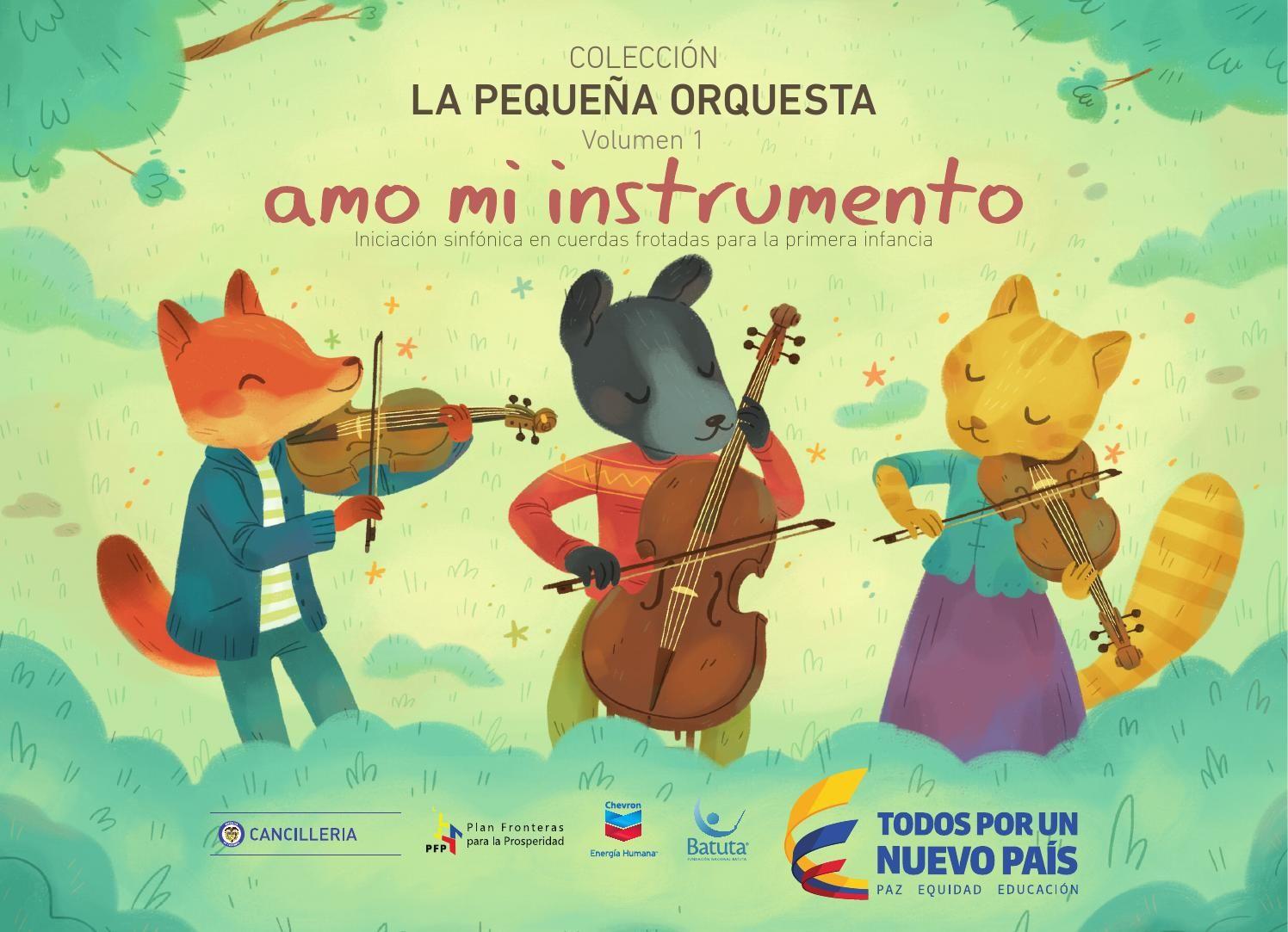 Pequeña orquesta