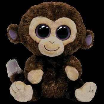 5de15777d28 TY Beanie Boo Coconut the Monkey