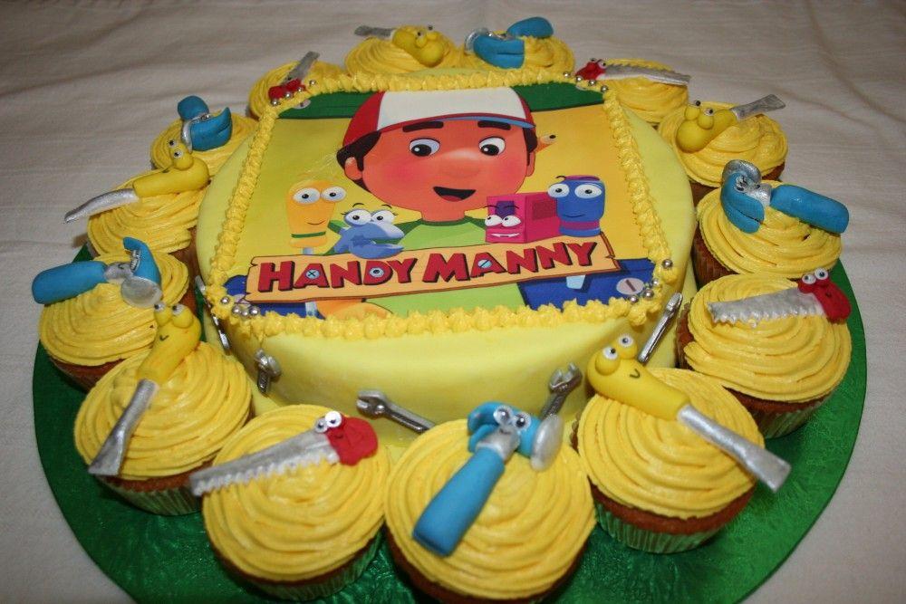 Handy Manny Cake Ideas   Handy manny birthday party ...
