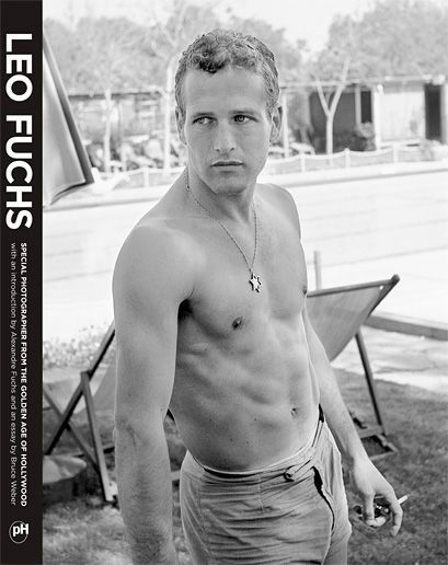 I have always thought that Paul Newman was one of the handsomest men who ever lived.