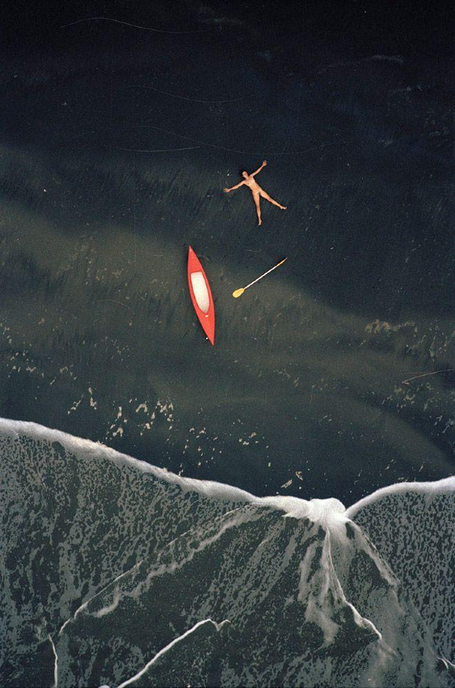 Aerial Nudes by John Crawford   HUH.