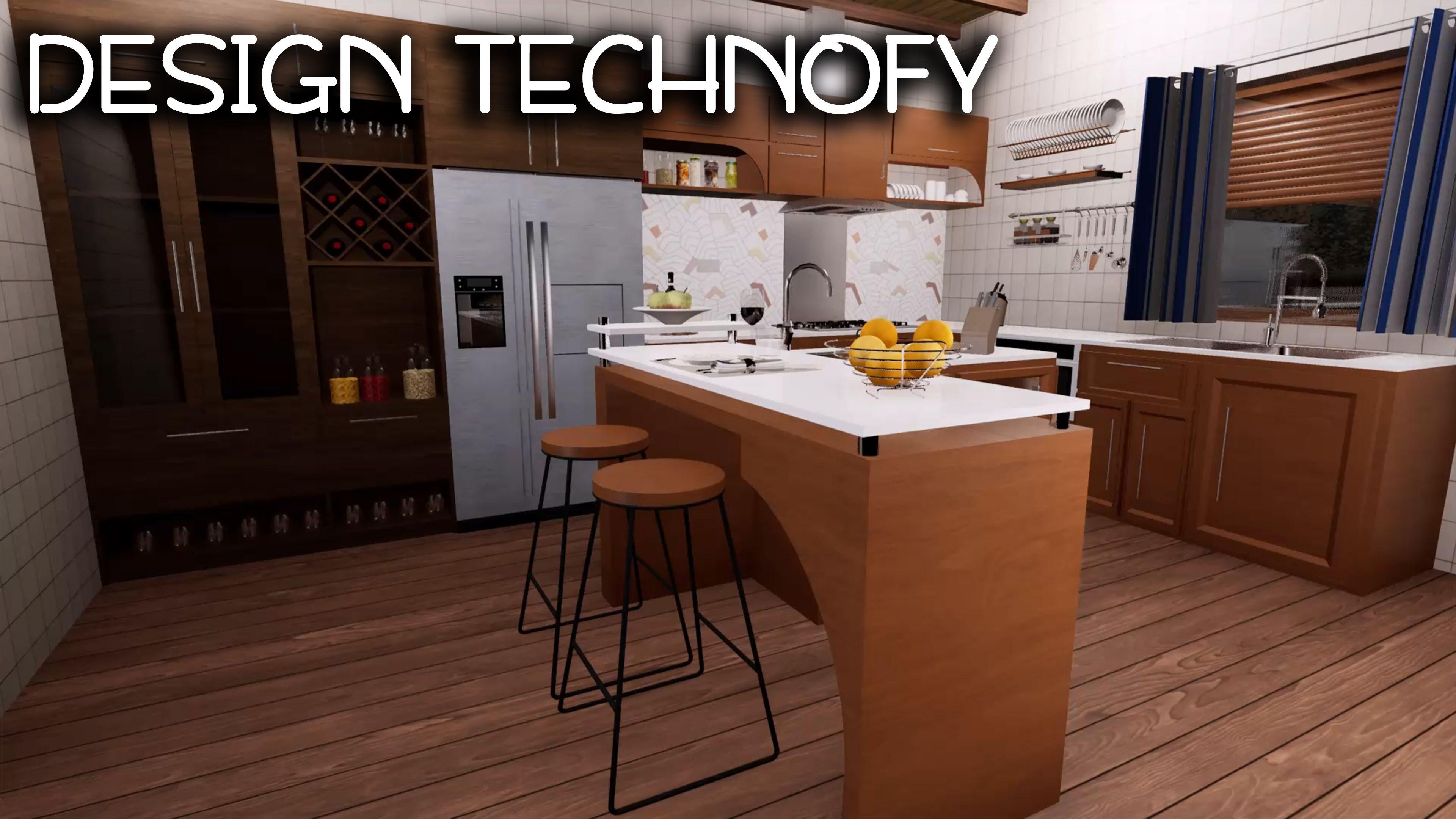 Kitchen Design Design Technofy Kitchen Design Architecture Design Architecture