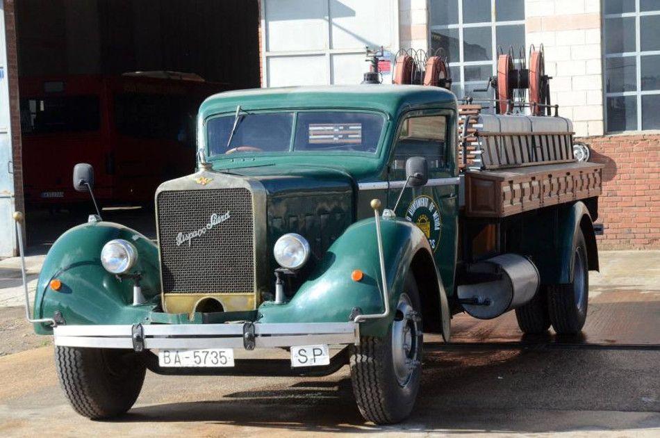 Historia De La Marca Española Hispano Suiza Segunda Parte Motor Y Racing Hispano Suiza Camiones Clásicos Camiones Viejos