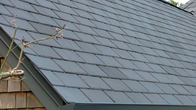 Viking Ecostar Eco Alternative To Natural Slate Pitched