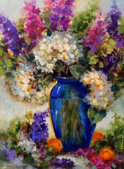 Nancy Medina Art: Shop   Nancy Medina   Pinterest   Artist, Art oil ...