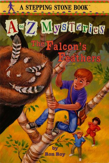Calendar Mysteries May Magic : A to z mysteries the falcon s feathers