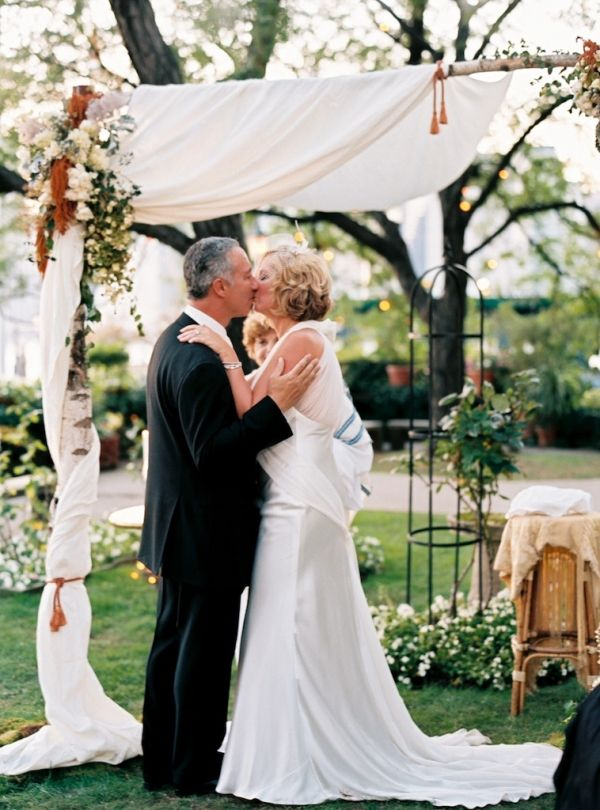 simple outdoor wedding ideas for summer%0A Arch with flowers in the corner  we can use the fabric if you like it     Jewish WeddingsRustic WeddingsSimple WeddingsOutdoor WeddingsAugust  WeddingSummer