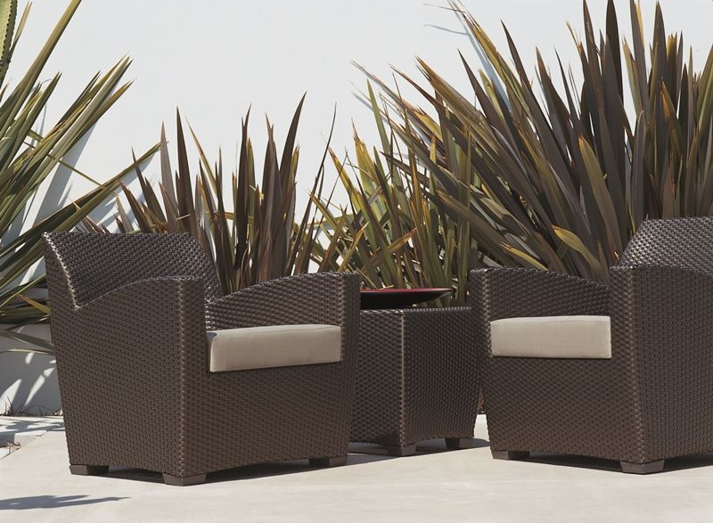 Fusion Lounge From Brown Jordan Outdoorfurniture Florida