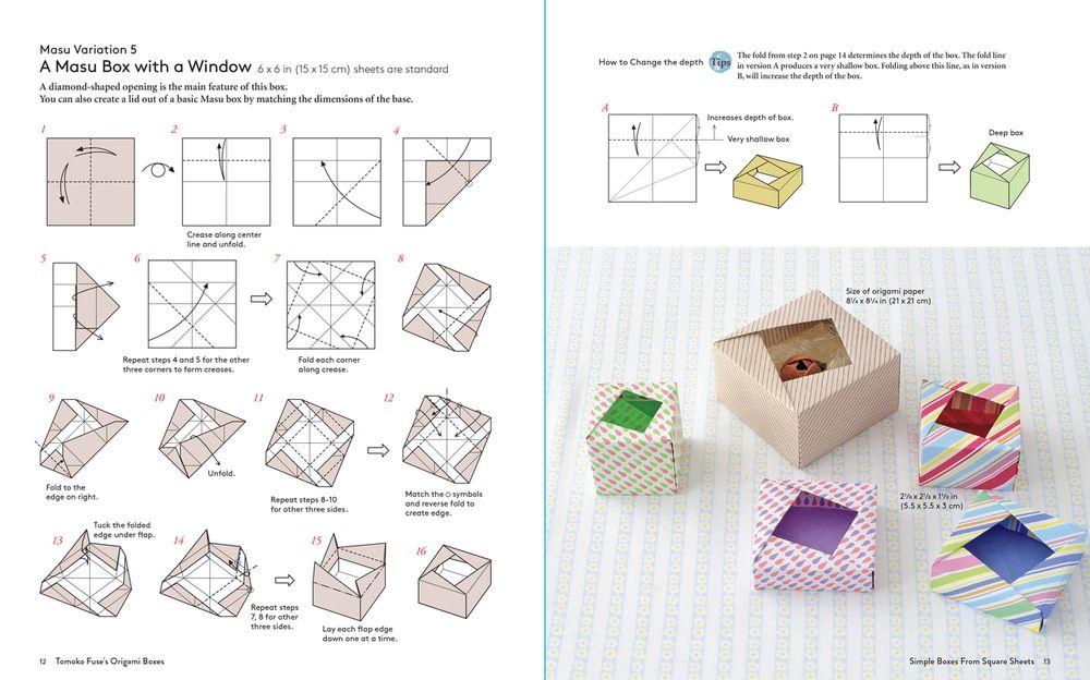 Tomoko Fuse U0026 39 S Origami Boxes 9780804850063