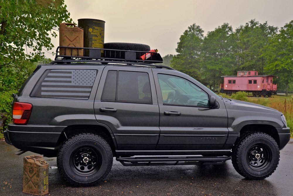 2004 Jeep Grand Cherokee Custom Laredo Suv Jeep Grand Cherokee