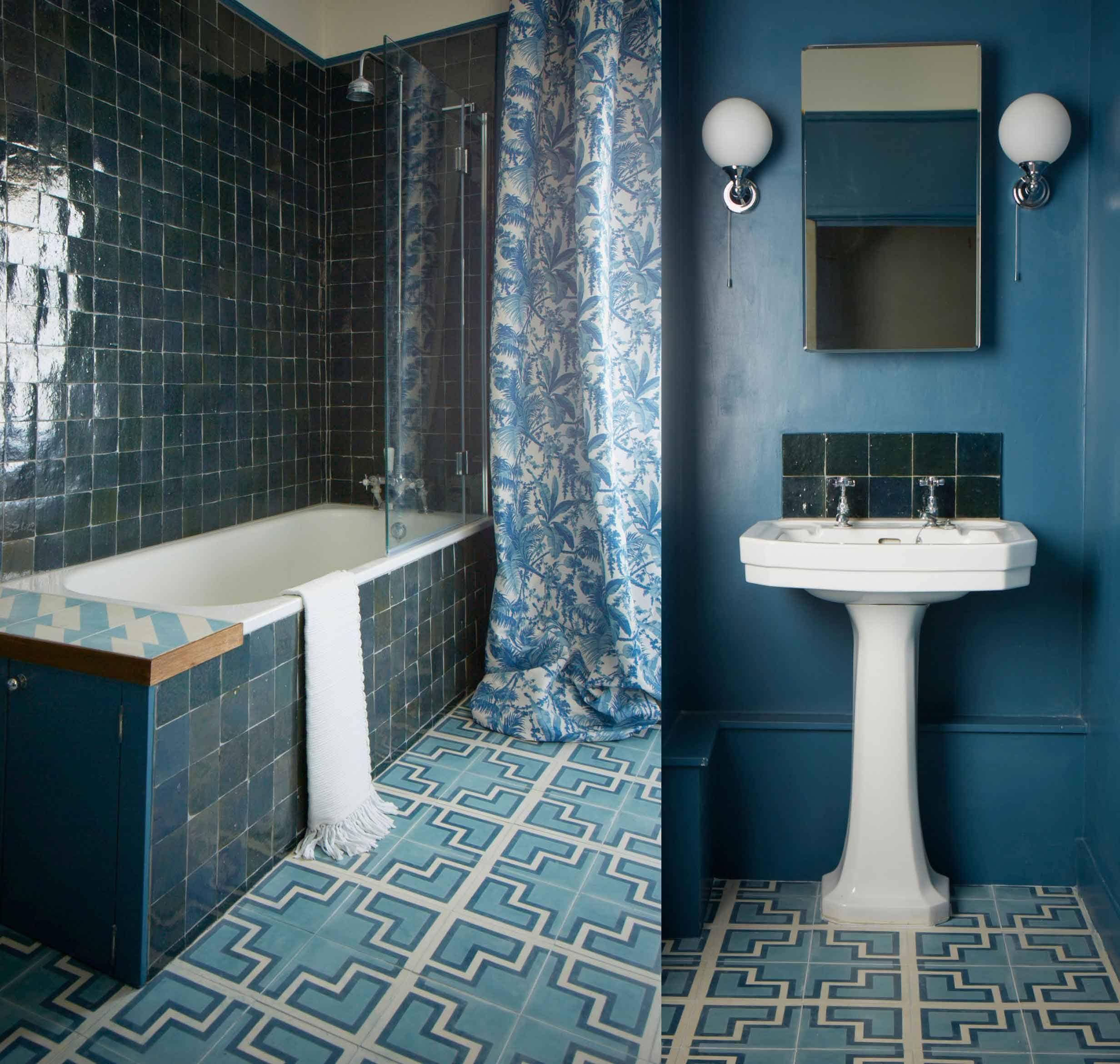 popham design :: cement tiles :: handmade in morocco   ideas for my ...