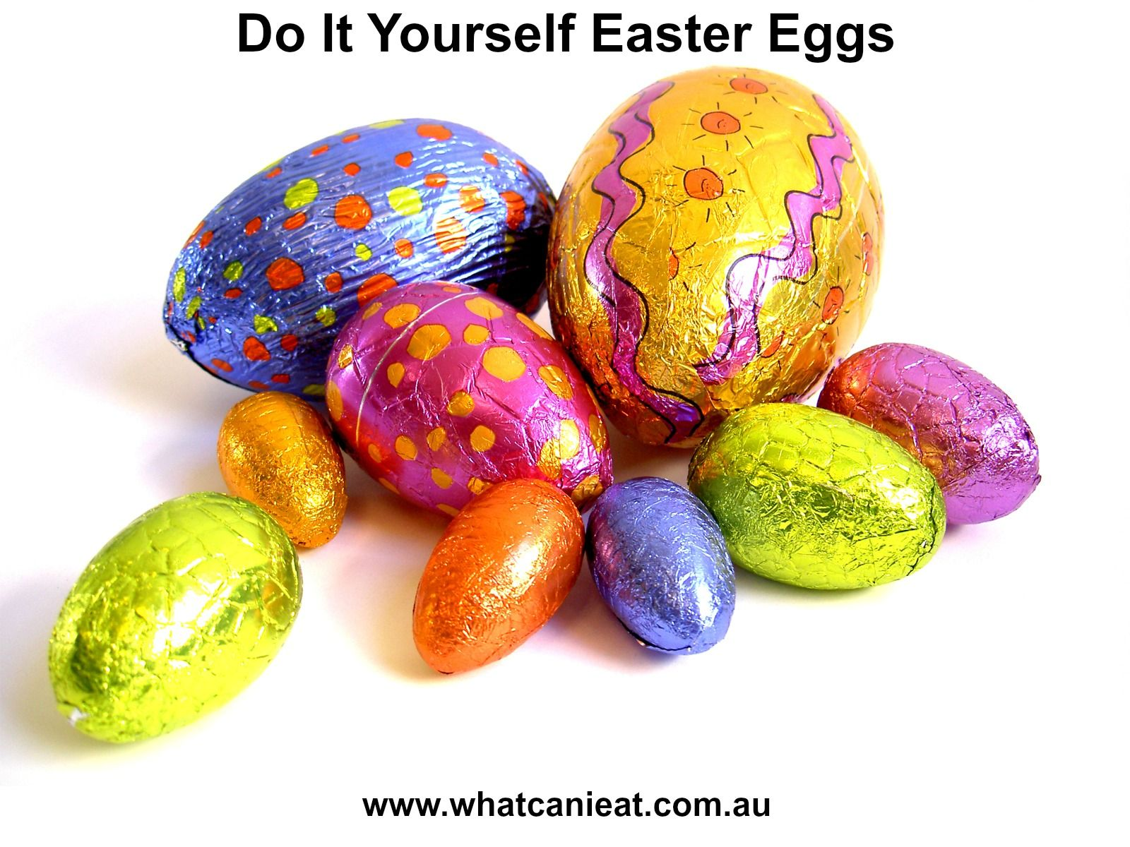 Do it yourself easter eggs that are dairy egg gluten nut soy and do it yourself easter eggs that are dairy egg gluten nut soy solutioingenieria Choice Image