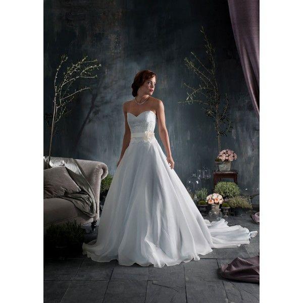 M 225 S De 25 Ideas Incre 237 Bles Sobre Vestido De Novia Delicado
