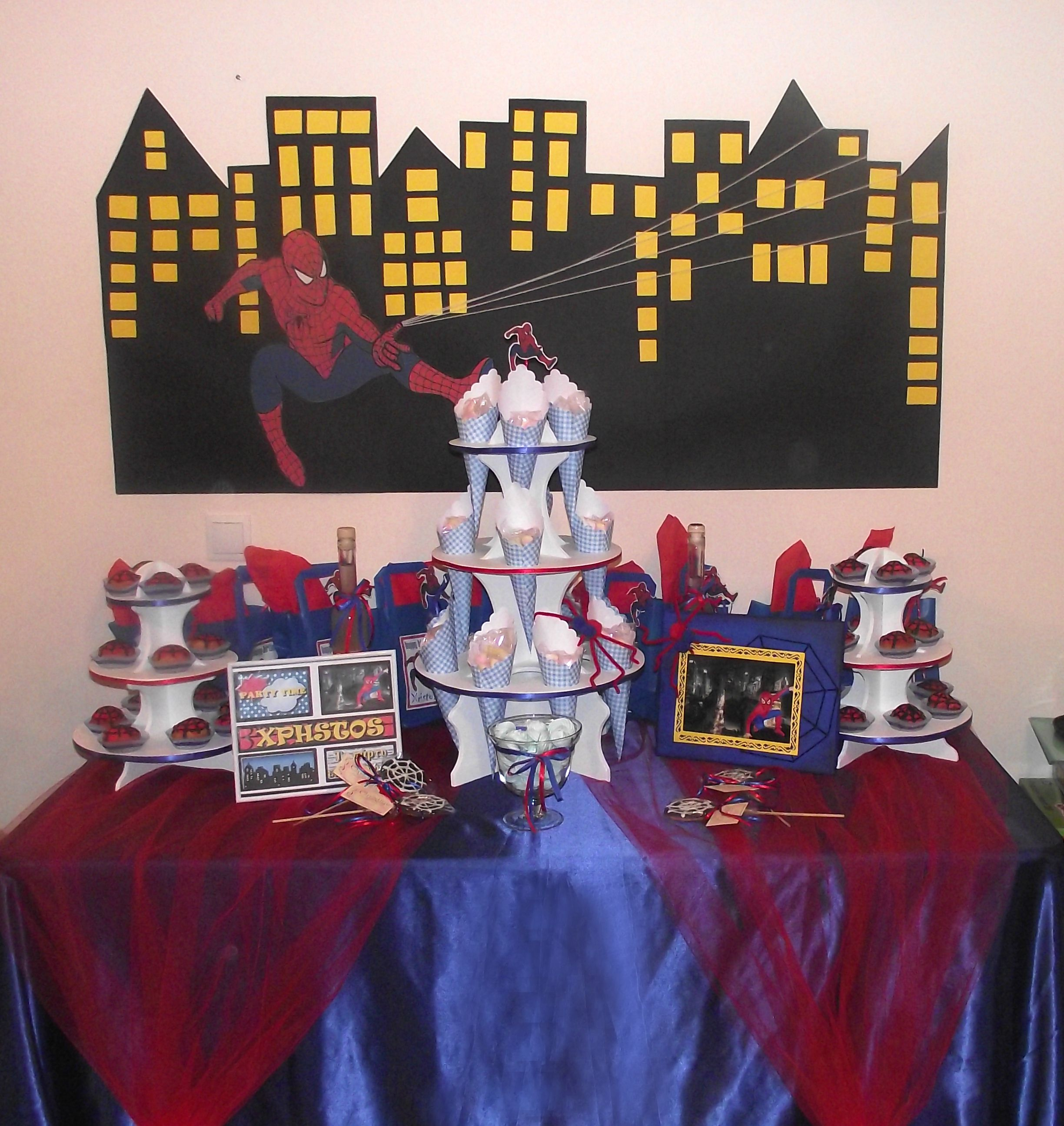 Candy bar spiderman | spiderman | Pinterest