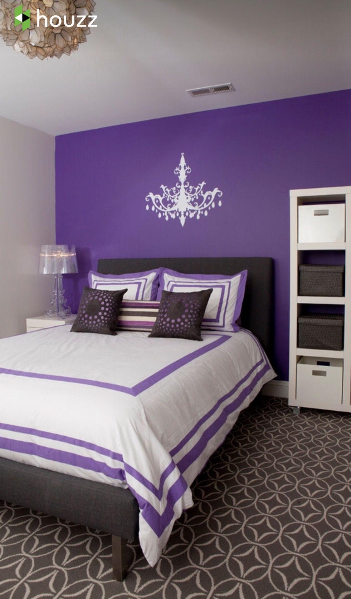 Room Pin by Ne ne Flournoy on Purple