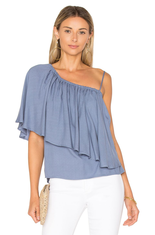 aeabdab8905 ELLA MOSS Stella One Shoulder Top. #ellamoss #cloth #   Ella Moss ...