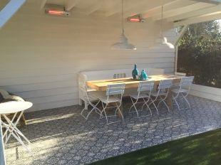 Portugese Tegels Tuin : Foto s van cementtegels projecten met portugese tegels veranda