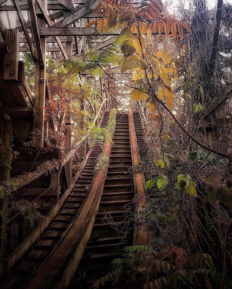 Abandoned Places, Abandoned Theme Parks