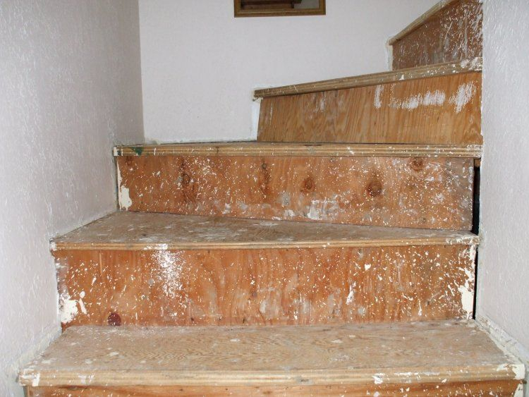 Replacing Carpeted Stairs With Wood Treads Ask Me Help Desk