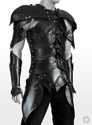 I found 'Elf Leather Armor black' on Wish, check it out!