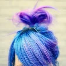 ombre lilas e roxo cabelo loiro - Pesquisa Google