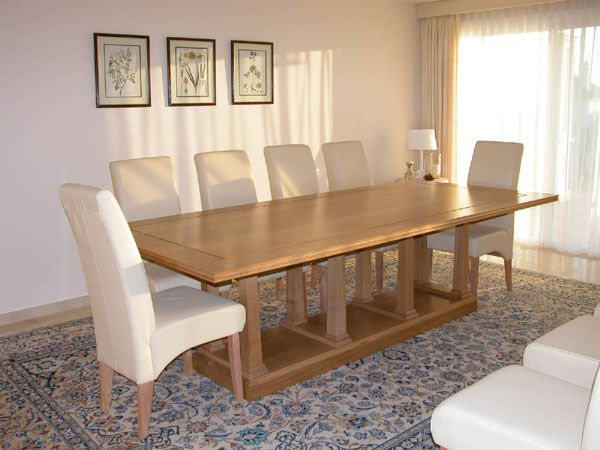 Oak Stylish Dining Table 10 Seater 10 Seater Dining Table Cheap