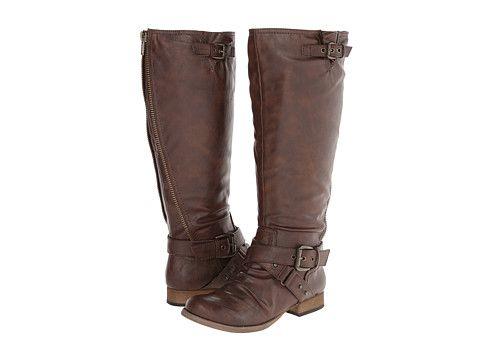 CARLOS by Carlos Santana Havana Wide Shaft Women's Boots