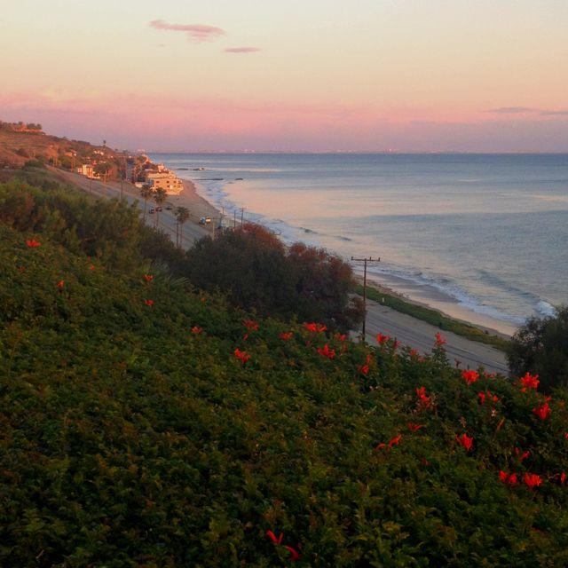 Malibu, CA (view From Malibu Beach RV Park)